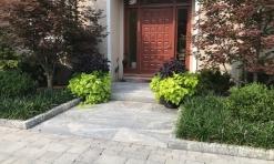 Wallach entrance